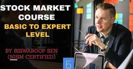 STOCK MARKET CLASS AT 699Rs ONLY