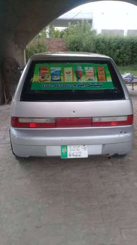 Suzuki cultus genuine condition ac cng petrole bacon ki tarahan
