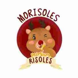 MORISOLES Dicari karyawan untuk jaga outlet makanan