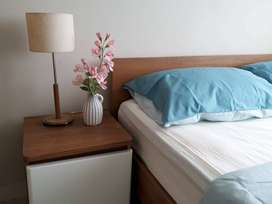 Jual Apartmen Madison Park 1 kamar Furnish Jakarta Barat 850jt
