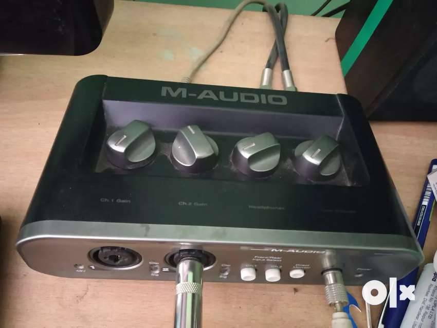 M-audio interface  for sale 0