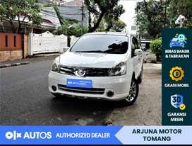 [OLX Autos] Nissan Grand Livina 2012 1.5 A/T XV Ultimate #ArjunaTomang