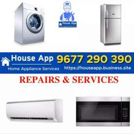 Washing machine repair @ Just Rs 150/- only. ( labour charges only)