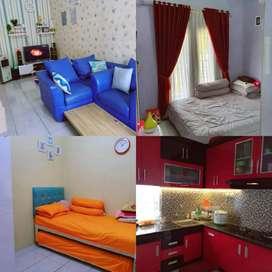Rumah minimalis bonus furniture