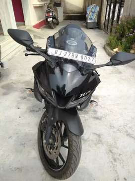 I sell my I Yamaha R15