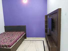 Fully Furnished 1 Room widout kitchen Near Akshardham Temple