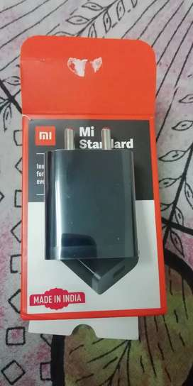Brand new MI charger with Bill unused