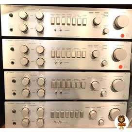 LUXMAN L-114A stereo integrated amplifier