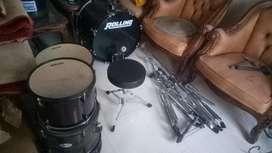 Drum rolling satu set no minus