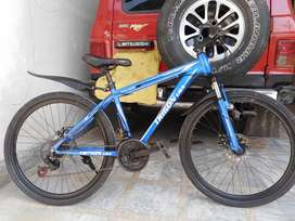 Trigon Mountain Bike 26inch With Disk Brakes and Front Suspension