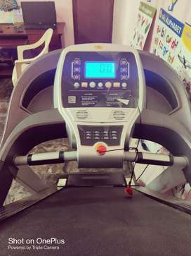 Walking cardio machine
