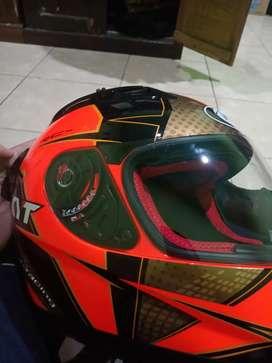 Helm KYT RC 7 new