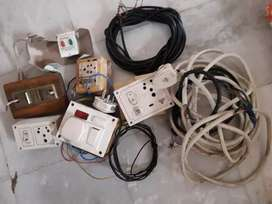 Many electrical goods,very good quality,useful,to sell.