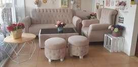 Sofa mewah (COD)