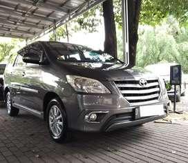 Toyota Innova V Luxury AT 2.0 2014 Kondisi OK