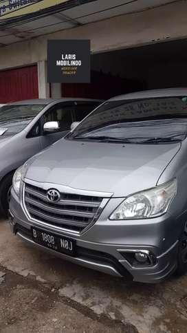 Toyota Innova V Luxury A/T 2015 Sangat Istimewa