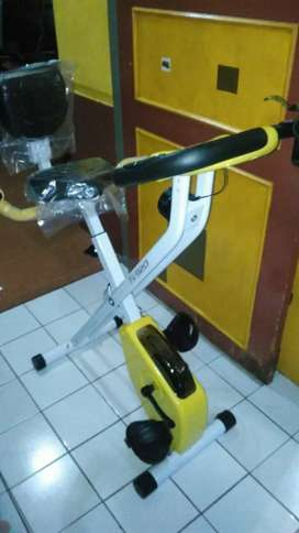 New..two function tl 920 sepeda fitness bisa lipat