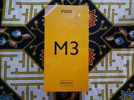 Kamis Hemat Baru Poco M3 6/128 GB