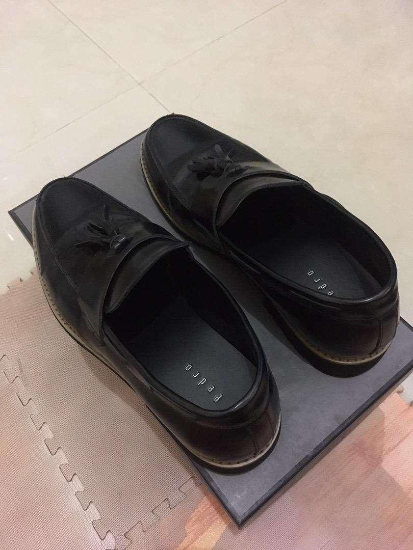 Pedro - Leather Tassel Loafers