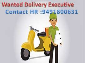 Urgent Opening For  Delivery Boys