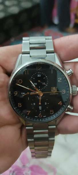 Tag Heuer Carerra Automatic CAL.1887 available