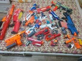 Nerf Original Guns - Big Range Available