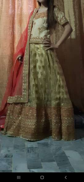 Lenga for wedding, eid and other events