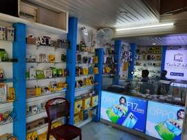 Mobile shop for sale , including interior and running stock