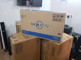 50inch ; Android led tV box pack new(19999/_)