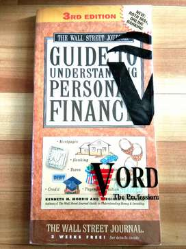 Guide To Understand Personal Finances / Isi Bahasa Inggris