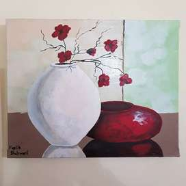 Canvase painting