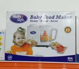 Food maker baby safe lb 003