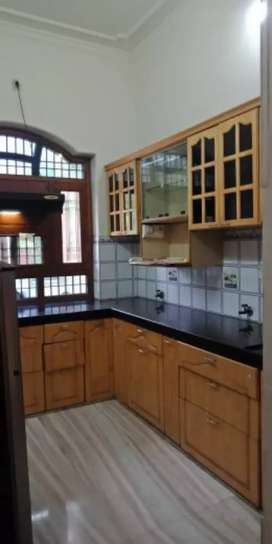 @4bhk semi furnished flat available for rent in chitrkut.