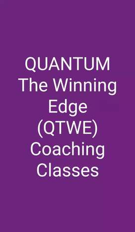 QUANTUM The Winning Edge ( Home tution also available)