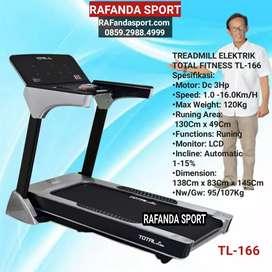 TL-166 Treadmill Big Semi Komersil