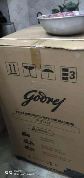 Godrej Washing machine.