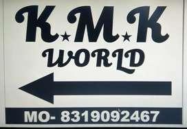 KMK WORLD come office