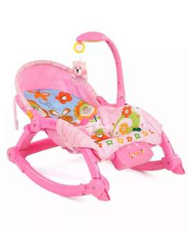 Music & Light baby care rocking chair final price