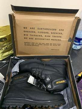 CAT Enginnering Shoes size 42