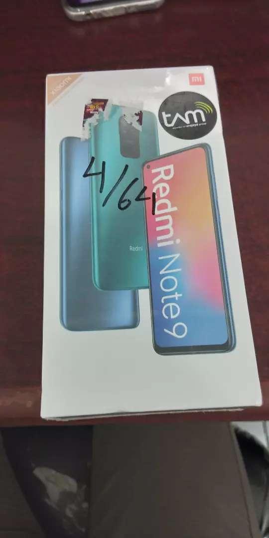 xiaomi note9 4/64 garansi resmi diJapanese phone 0