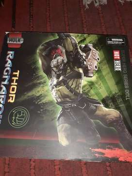 Hot Toys action figure of The Hulk (Very Rare)