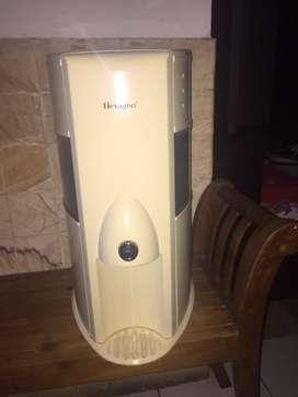 Hexagon water purifier