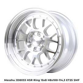 jual velg racing keren r15 for brio yaris galant accent