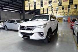 Toyota Fortuner VRZ A/T 2017 Pajak Panjang