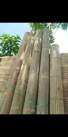 Jual tirai Bambu ojok lali