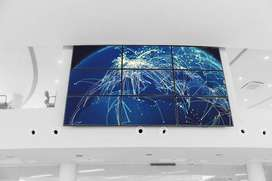 Digital Signage Video Wall Solution 4k UHD