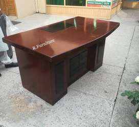3/5 foot Executive table _ Contact us for office sofa chair also