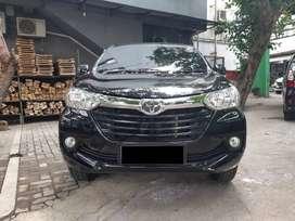 (Cash) Toyota New Grand Avanza 1.3 E MT 2018 (Hitam Metalik) Km17rban
