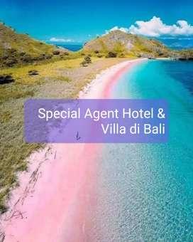 Special Agent Hotel & Villa Lokasi Bali
