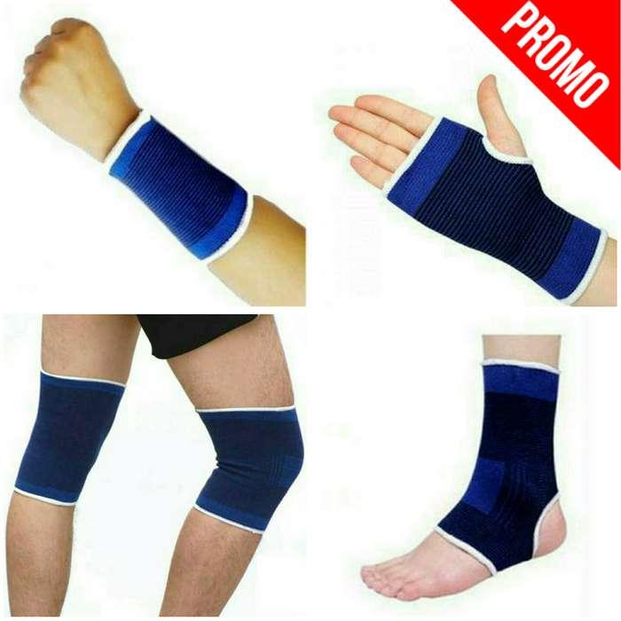 Paket Hemat !! deker pelindung olahraga cedera ankle lutut manset otot 0
